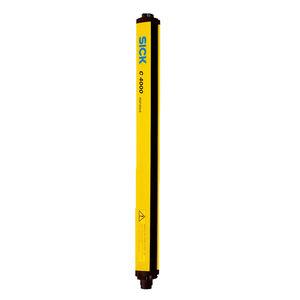 Standard-Lichtvorhang / Sicherheit Typ 4 / Mehrstrahl / Einweg