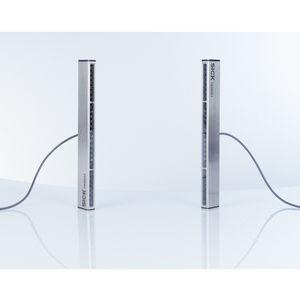 kompakte Lichtvorhang / Sicherheit Typ 4 / Mehrstrahl / Einweg