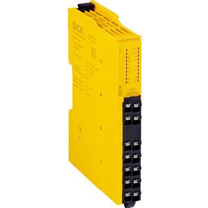 Sicherheitsrelais / SIL / DIN-Schienen / plug-in