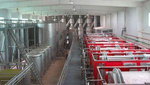 Produktionaanlage für Obstsaft