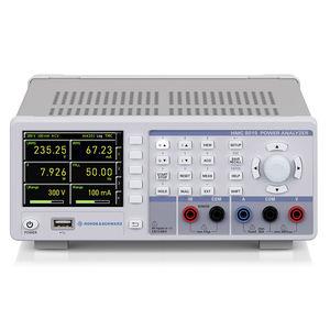 Analysator für Stromnetz / Leistung / Benchtop / kompakt