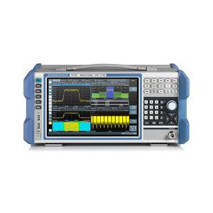 Leistungsanalysator / Spektrum / digital / mit Touchscreen