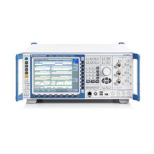 Tester für drahtlose Kommunikationsnetze / Funkverbindung / für drahtlose Geräte