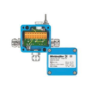Abzweigdose für Aufbau / eigensicher / IP66 / Aluminium