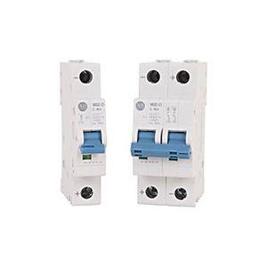 thermisch-magnetischer Schutzschalter / einpolig / Kurzschluss / für Überspannungsschutz