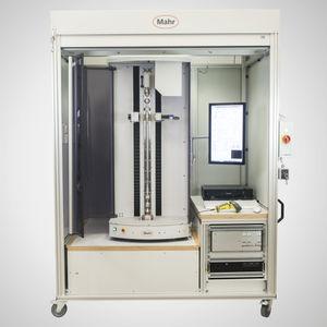 optische Messmaschine / Welle