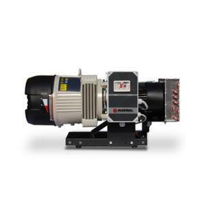 Drehschieber-Kompressor