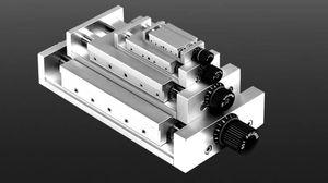 Linearversteller / manuell / 1-Achs / Standard