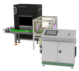 UV-Tintenstrahl-Druckmaschine