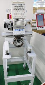 Einkopf-Stickmaschine / CNC / flach / für T-shirts