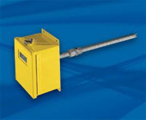 thermischer Durchflussmesser / Massen / für Stickstoff / für Luft