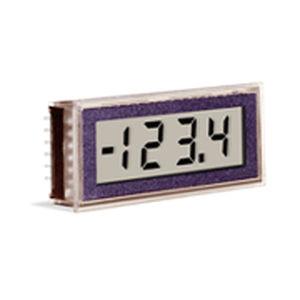 LCD-Voltmeter / stationär / DC
