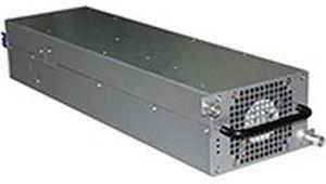 AC/DC-Stromversorgung / 2U / frontaler Typ