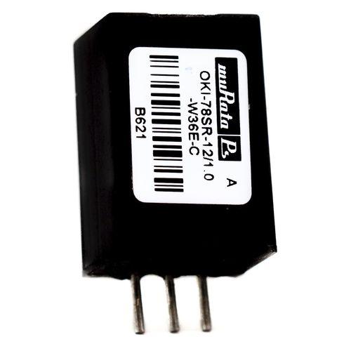 DC/DC-Wandler / SIP / verkapselt / plug-in / buck
