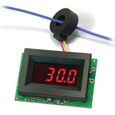 digitales Amperemeter / AC / für Schalttafeleinbau