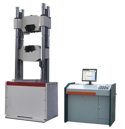 Multiparameter-Prüfmaschine / computergesteuert / hydraulisch