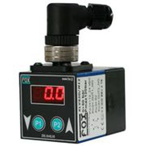 elektronischer Druckschalter / verstellbar / mit Digitalanzeige / IP65