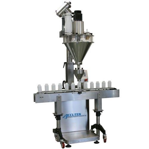 Abfüllanlage für Pulver / für Granulat / von trockenem Schüttgut / Multicontainer