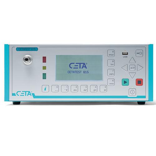 Massendurchfluss-Tester - CETA Testsysteme GmbH
