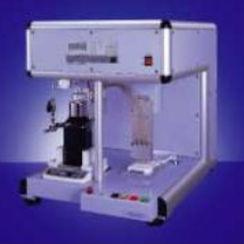 Abfüllanlage für medizinische Geräte / für hochviskose Flüssigkeiten / für Flaschen / automatisch