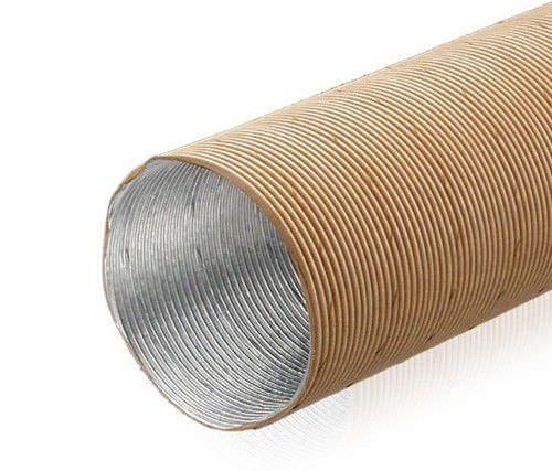 Sicherheitshülle / Well / für Rohre / für Kabel
