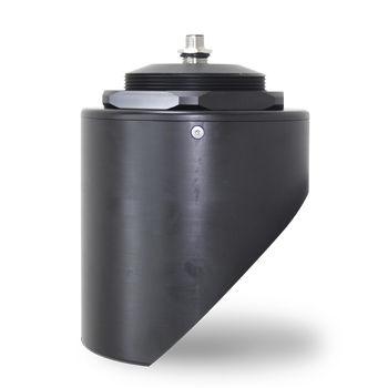 Radar-Durchflussmesser / für Wasser / Fern / digital