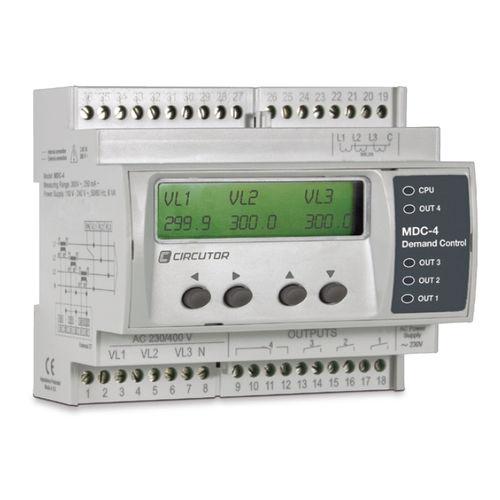 Spannungsanalysator / integrierbar / digital / computergesteuert