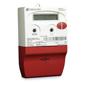 einphasiger Elektrischer Energiezähler / digital / RS-485 / Privathäuser
