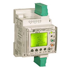 Frequenzschutzrelais / Ableitstrom / DIN-Schienen / programmierbar