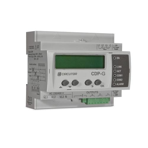 digitaler Leistungssteller / DIN-Schienen / dynamisch