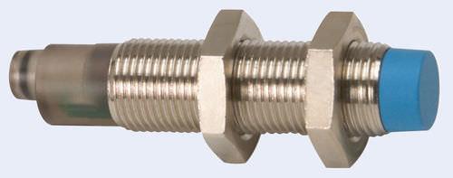 induktiver Näherungssensor / zylinderförmig / IP67 / digital