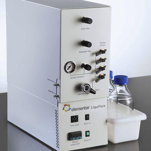 Kohlenstoffanalysator / Nahrungsmittel / Benchtop
