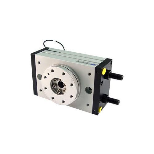 Drehantrieb / pneumatisch / Zahnstangen-Ritzel / kompakt