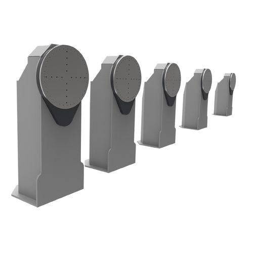 motorisierter Positionierer / drehbar / einachsig / für Roboter