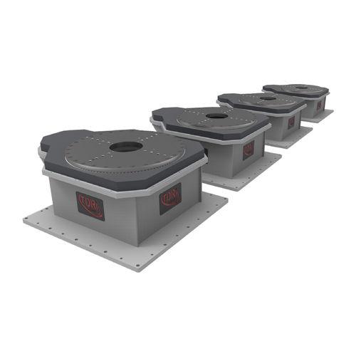 motorisierter Positionierer / drehbar / vertikal / einachsig