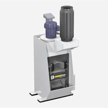 Filterungs-Entstauber / Druckstoßabreinigung / selbstreinigend