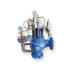 Druckbegrenzungsventil zur Rohwasseraufbereitung