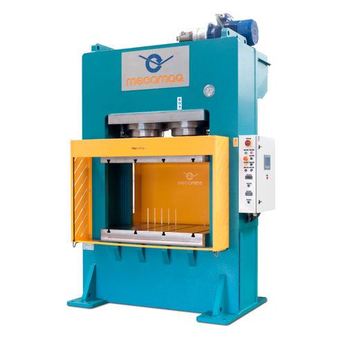 elektrohydraulische Presse / Form / Hochdruck / für Produktion