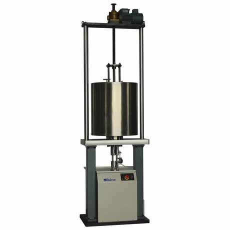 Zugprüfmaschine / vertikal / Hochtemperatur / computergesteuert