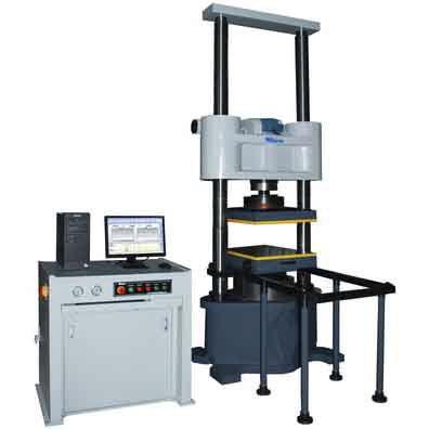 Kompressionsprüfmaschine / Beton / für Baustoffe / für Zement