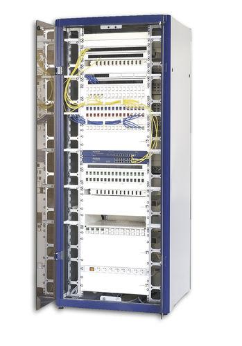 VDI-Kästen-Serverschrank