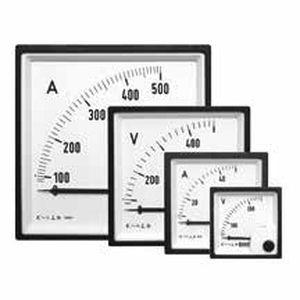 analoges Voltmeter / stationär / AC