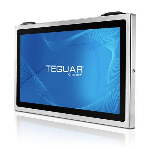 wasserdichter Panel-PC - Teguar Computers