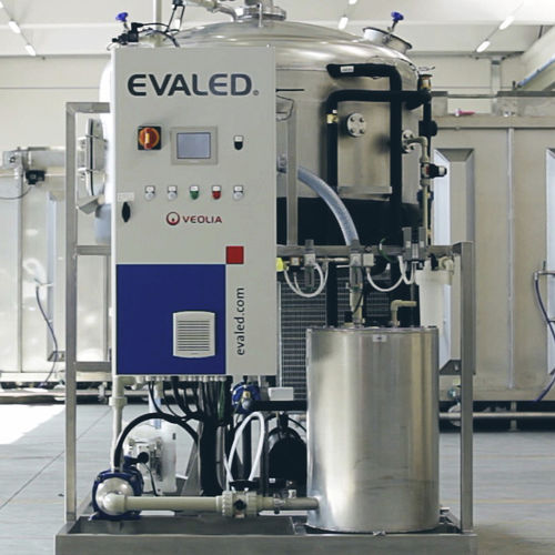 Vakuumverdampfer - EVALED® Evaporators for industrial wastewater trea