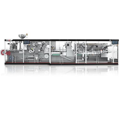 Blister-Verpackungsmaschine / automatisch / kontinuierlicher Betrieb / Tabletten
