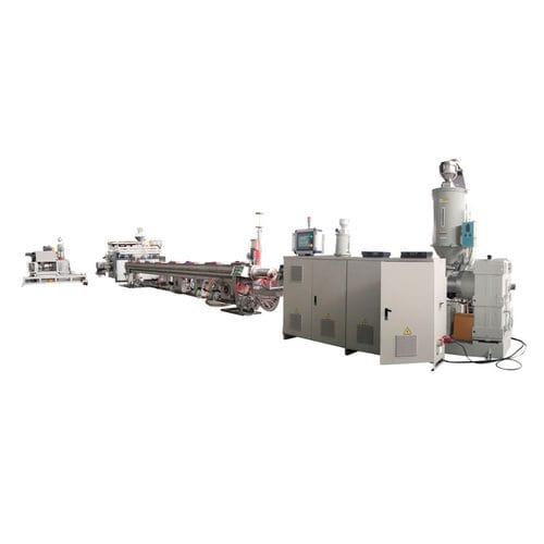 Rohrextrusionsanlage / für PP / für HDPE / für PE