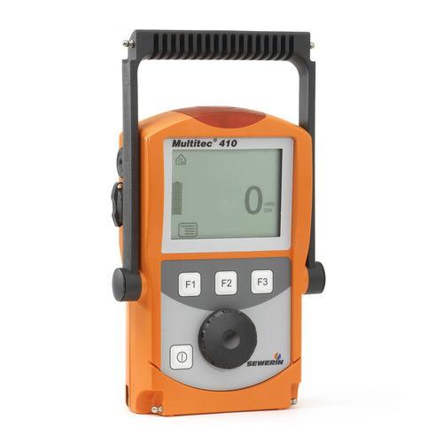 Detektor für brennbare Gase