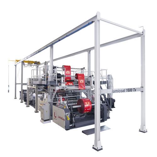 Beschichtungs-Extrusionsanlage / für PP / für HDPE / für LDPE