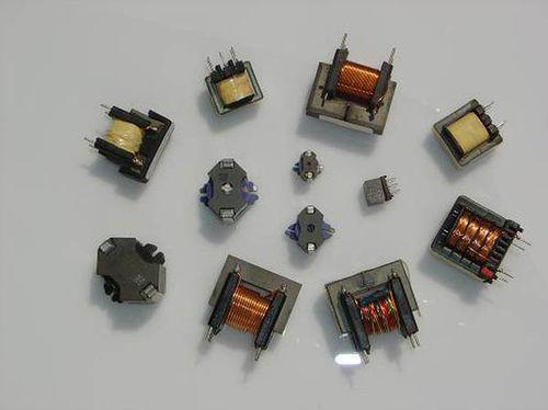 Leistungstransformator / verkapselt / lamellenförmig / PCB