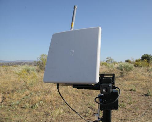 UHF-Antenne / Patch / IP67 / kompakt